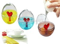 Wholesale Pieces LOVE Egg Beater Shake Me Egg Shaker Hold oz