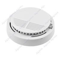 fire alarm - Security Photoelectric Cordless Smoke Detector Fire Alarm