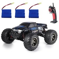 Wholesale US STOCK x Battery GPTOYS Foxx S911 High Speed km h Remote Control off Road Truggy Buggy Cars Truck