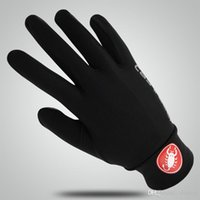 high quality gloves - 2015 New Arrival Cas Full finger Cycling Gloves High Quality Warmer Bicycle Racing Gloves Winter Full Finger Cycling Protective Gear