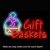 beer gift baskets - Gift Baskets Neon Sign Neon Beer Pub Recreation Room Windows Sign Neon Signs Club Display Advertising Great Gifts x20