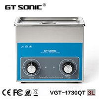 Wholesale 3L W stainless steel Dental instruments ultrasonic cleaning machine with timer and heater ultrasonic tank VGT QT