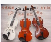 Wholesale Manufacturers selling adult children beginners all wooden violin