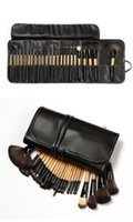 ads plastics - Hot Sales Ad A Set Professional Make up Brushes Set Tool Foundation Blusher Super Soft T241