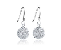 Wholesale New Arrive Pair of Fashion Cats Eye Stone Crystal Pave Rhinestone Earring designs for sale
