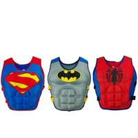 Cheap Kids Spiderman Life Jacket Boys Girls Swimming Life Jacket Swimming Pool For Children 2015 New Arrival 2506037