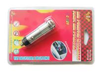250pcs / lot praktische Selbstauto-Frischluft-Reinigungsapparat Auto Sauerstoff-Bar Ionizer mini auto Auto Lufterfrischer Ionisator
