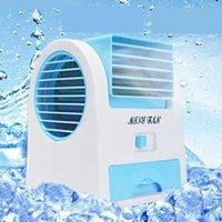 ar conditioning - Portable USB Ultra quiet No Leaves Mini Air Conditioning Fan Aromatherapy Fan ventilador ar condicionado air conditioner