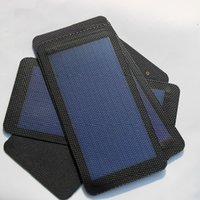 amorphous solar panels for sale - Hot Sale High Qaulity W V Flexible Solar Cell Amorphous Silicon Foldable Very Slim Solar Panel Diy Phone Charger