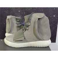 Cheap 2015 Christmas Gift YEEZY 750 BOOST Kanyewest Milan Lexury Boots Unisex Fashion Shoes Originaladidas Sneakers EU36-46 Free DHL Shipping