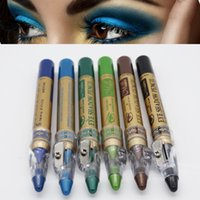 beautiful eyeshadow - colors set Cosmetic Menow P12008 Nature eyeshadow pencils with sharpener colors makeup for Beautiful women
