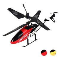Wholesale Kimisohand New Arrival High quality Channel RC I R Remote Control Helicopter With Gyro LED Birthday Gift