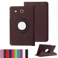 Wholesale 360 Degree Rotating smart Case for Galaxy Tab S2 inch T715 inch T815 Galaxy Tab E Inch T560