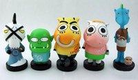 Wholesale 5pcs set cm I m MT PVC WOW World Of Warcraft Action Figure Model Allstars Kids Gift Toys with box