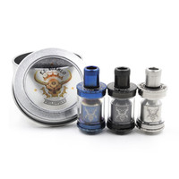 philippines - El Philippines BAAL v3 RTA Clone Rebuildable Tank Atomizer RTA Air Flow Control PEEK Insulater Fit Box Mod DHL Free