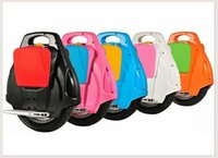 Wholesale Self Balance X6 Electric Unicycle Air Electric Scooter Bicycle One Wheel Colorful W Christmas Gift with DHL free