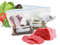 Wholesale High Quality Break Style Food Storage Bags Freezer Bags Plastic Fresh Bags