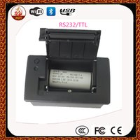 Wholesale mm Embedded thermal printer panel receipt printer for ATM system POS system and taxi