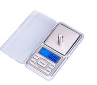Wholesale Mini Pocket Calibration g x g g x g Digital Scale Tool Jewelry Gold Balance Weight Gram LCD