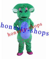baby bop halloween costumes - Baby Bop Barney Family Mascot Costume Cartoon character Party Carnival Halloween Outfits