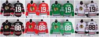 nhl jersey - Cheap Chicago Jonathan Toews C Patrick Kane Green Black Red White CCM Blackhawks Nhl Ice Hockey Stitched Jerseys