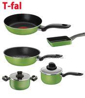 aluminum frypan - T fal Tefal nonstick cooking pot frypan stock pot milk pot
