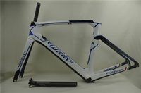 Wholesale Full Carbon UD BB386 Wilier Cento Air S M L XL Carbon Road Racing Bicycle Frame