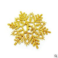 Wholesale Christmas Ornaments White Snowflake Christmas Decoration Navidad Christmas Decor For Home Hot Sale New Year