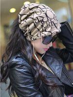 hat band - Winter Fashion Warm Caps Women Knit Headband Hair Bands Beanies for Teen Girls Wool Hair Band Knitted Scarf Hat Headband M93
