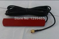 antenna patch cable - GSM Antenna dbi Patch Antenna SMA Male Plug Connector with RG174 Cable GSM M