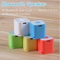 Cheap mini bluetooth speakers wireless Best anti-lost remote shutter speakers