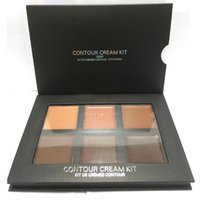 Wholesale ABH Contour Cream Kit LIGHT MEDIUM DEEP Colors DHL