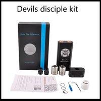 Cheap Black devils disciple mod kit Best   18650 battery