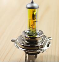 achat en gros de xénon ampoules de conversion-MIX Couleur jaune H4 Xenon Kits pour ampoule automatique 3000k 12v / 24v 130 / 100w 100 / 90w