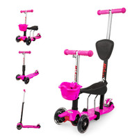 Wholesale 4 in kids scooter wheels Kids T bar Mini Kick Scooter Children Scooter Playing Scooter