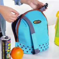 Wholesale Kids Canvas Lunch Bags - Insulated Tote Lunch Bag Picnic Box Canvas Cooler Thermal Food Drinks Handbag Lunchbox For Adults Kids ZD0020 Salebags