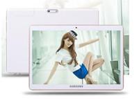 Nouvelle tablette 3G plus coûteuse 2560 x 1600 IPS Octa Core GB 2 Go ROM 16 8.0mp G 3 Téléphone double carte SIM Appelez Tablet PC, GPS android4.4