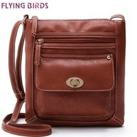 Wholesale FLYING BIRDS women bag for women messenger bags high quality bolsa feminina women s pouch famous brand handbag ladies LS4265fb
