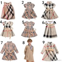Discount Kids Designer Clothes Children Dress Designer
