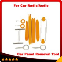 benz audio - 2015 Hot selling Set Plastic Car Radio Door Clip Panel Trim Dash Audio Removal Pry Tool Repairing VUY