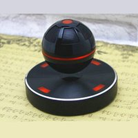 magnetic suspension - Magnetic Levitating Floating Bluetooth Speaker Magnetic suspension wireless speaker with NFC for universal phones DHL fast shipping