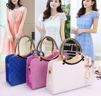 Wholesale Hot Sales Women Lady Hard Handbag Shoulder Bags Tote Purse Leather Ladies Messenger Hobo Bag BX138