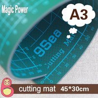 airplane mat - 100 Original Nine sea high quality self healing double sided A3 A4 cutting mat layer durable for model cutting useful tools order lt no t