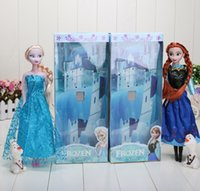 Girls toys lots - 60pcs inches Frozen Figure Play Set Elsa Classic Toys Frozen Toys Dolls