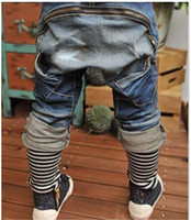 Cheap Kids Jeans Pant Design | Free Shipping Kids Jeans Pant ...