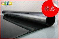 Wholesale 1 ROLL M Super Dark Black Double Layer solar film solar windown film coating window film Freeshipping
