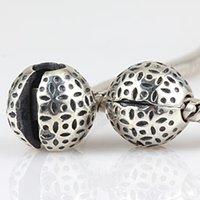 angels clip art - New DIY ART NOUVEAU LACE Clips Charms Original Authentic Sterling Silver Beads fit for Pandora bracelets Necklaces