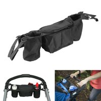 Wholesale 1PC Cup bag Stroller Organizer Cart Bottle Bags Stroller Accessories Baby Car Bag Newest