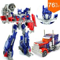 Wholesale New Original box Optimus Prime Bumblebee Transformation Robots Action Figures Classic Toys For boys kids christmas gift