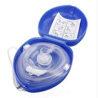 cpr - 2015 New Brief First Aid CPR Rescue Pocket Face Mask Resuscitator In Hard Case Box XX15